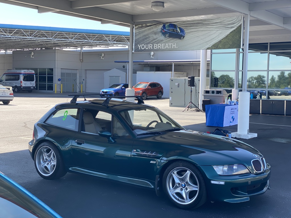 M Coupe Project
