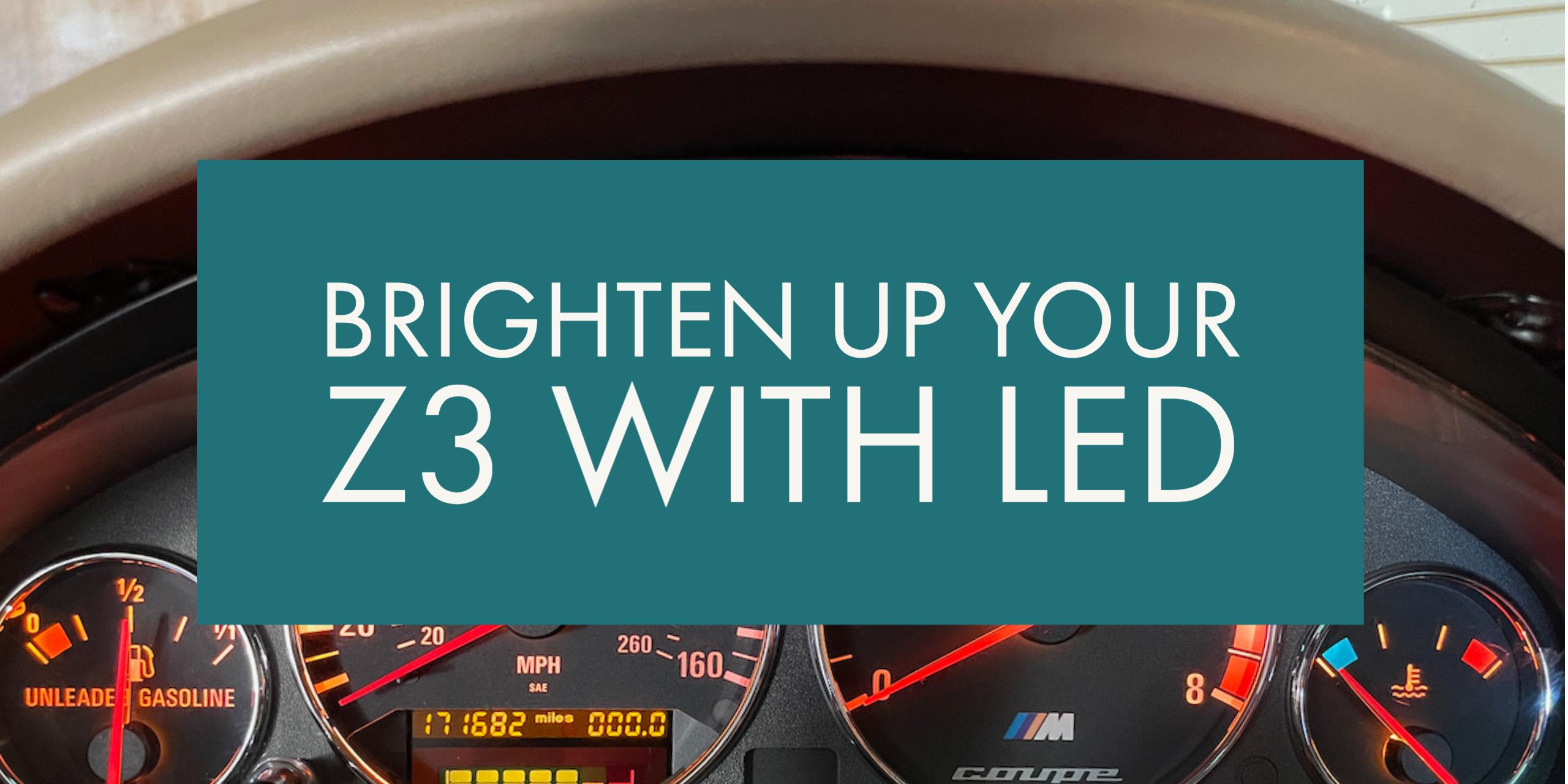 LED Everything – Z3 M Coupe